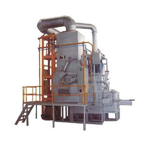 集中熔化爐